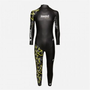 Jaked MEN'S ONE-PIECE WETSUIT MULTI-THICKNESS SHOCKER | 鐵人wetsuit | 游海 wetsuit (高級)